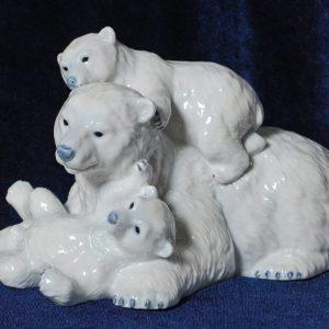 Дания Медвежата