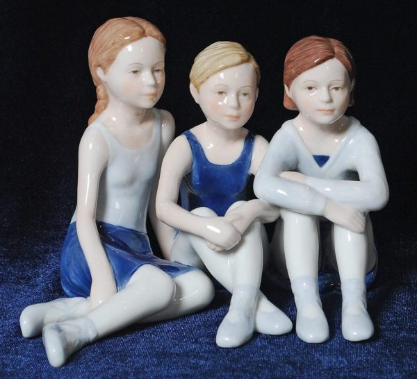 Подружки Роял Копенгаген фигурки