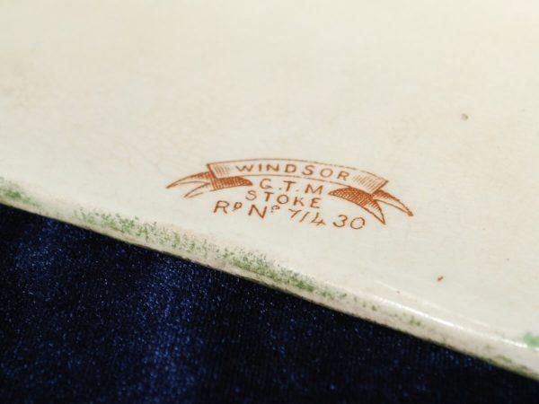 Марка старинные сырницы