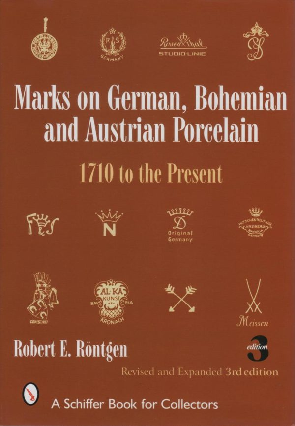 Vарки немецкого и австрийского фарфора