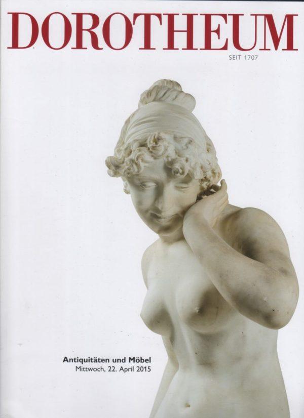 Аукционный каталог антиквариата 2015 апрель