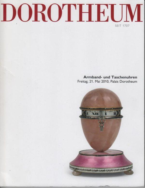 Аукционный каталог Часы 2010 май