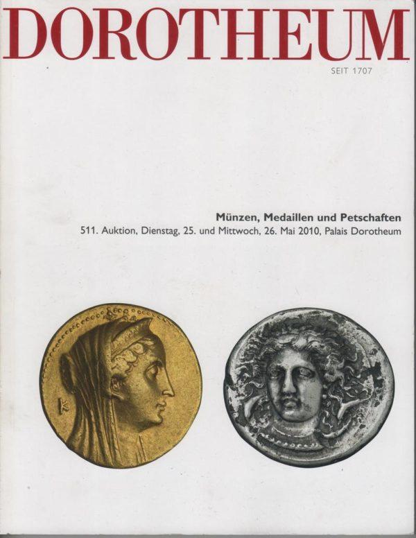 Аукционный каталог Монеты и медали 2010 май