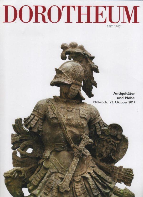 Аукционный каталог антиквариата 2014 октябрь