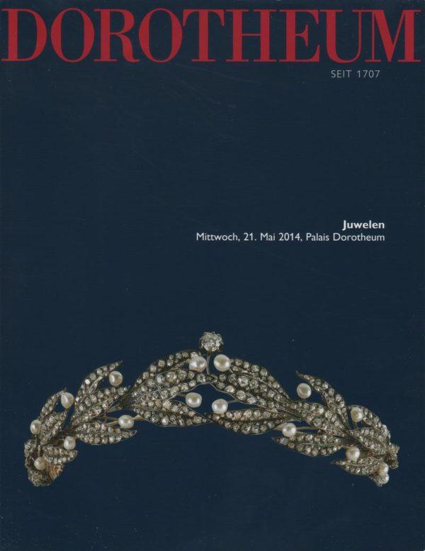 Аукционный каталог Ювелирное искусство 2014 май