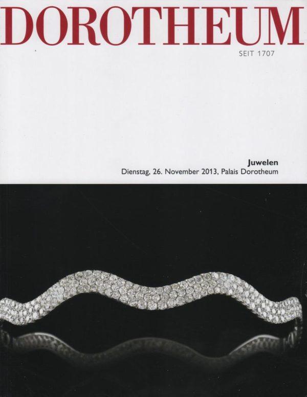 Аукционный каталог Ювелирное искусство 2013 ноябрь
