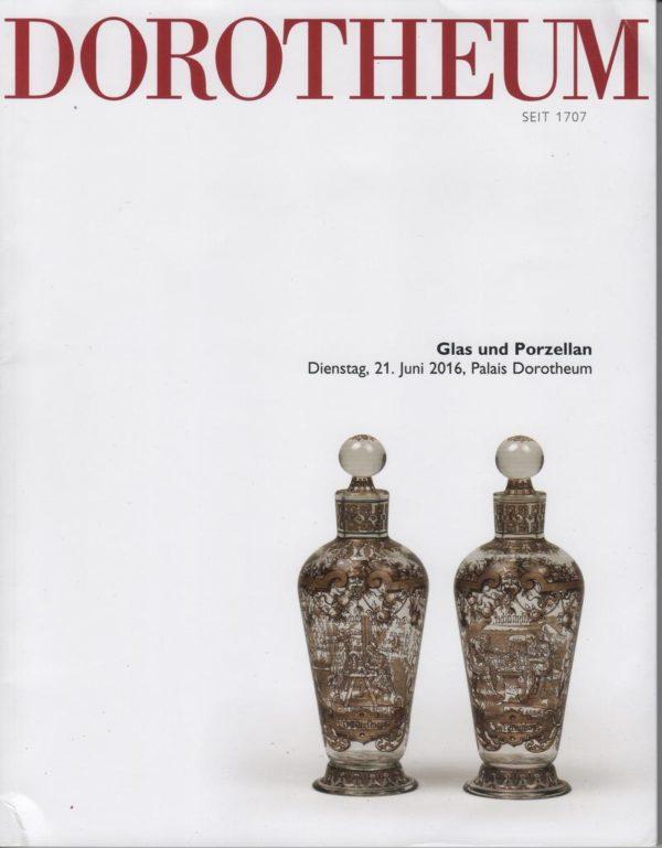 Аукционный каталог стекло и фарфор 2016 июнь
