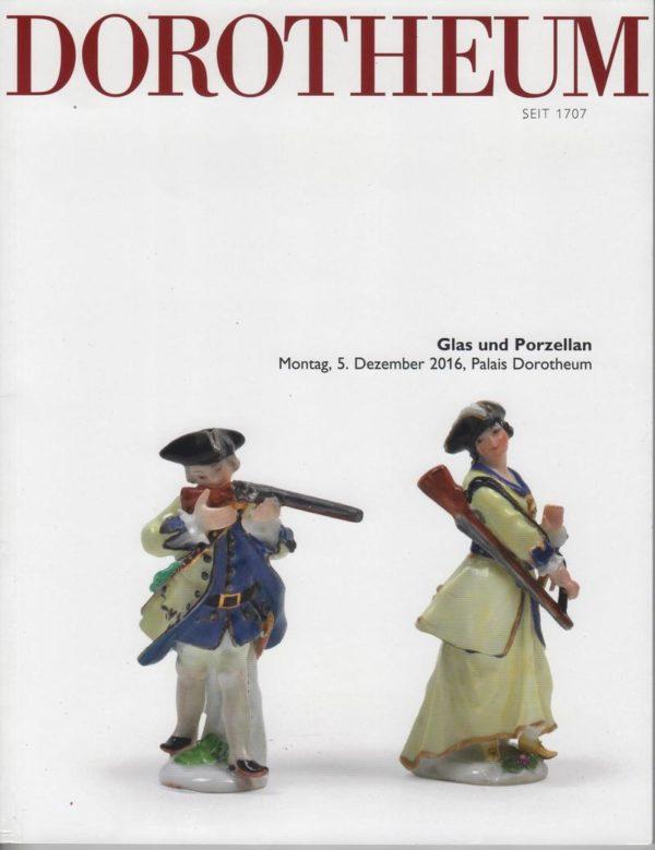 Аукционный каталог стекло и фарфор 2016 декабрь