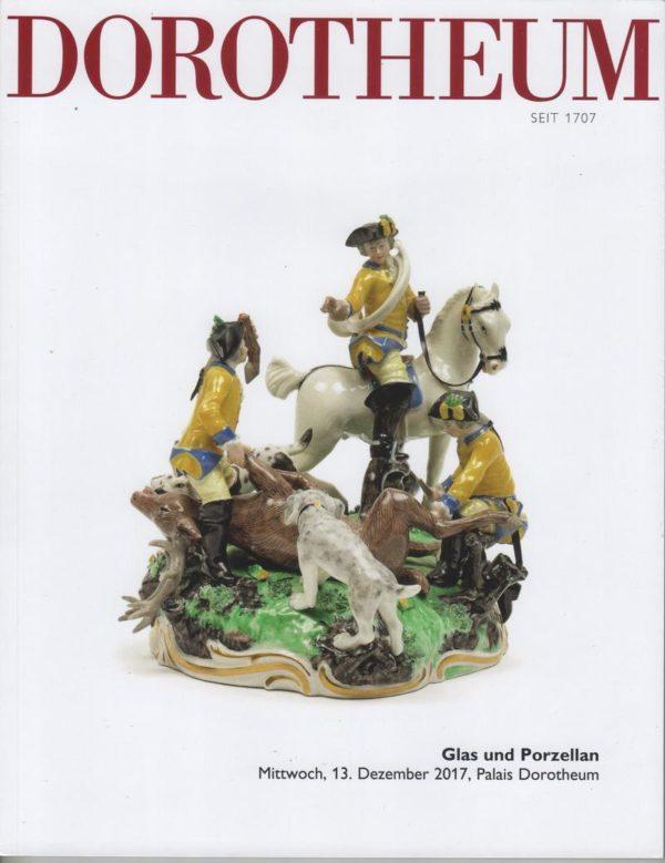 Аукционный каталог стекло и фарфор 2017 декабрь