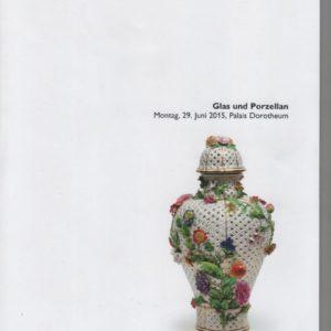 Аукционный каталог фарфор и стекло 2015 июнь