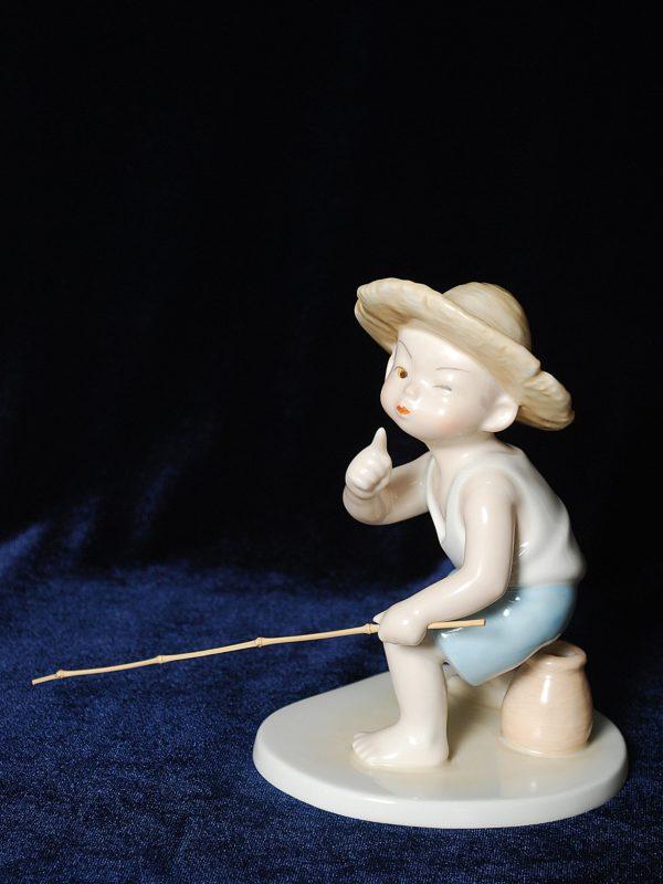 Норитаке Рыболов статуэтка
