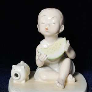 Мальчик с арбузом Noritake