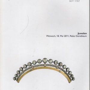 Аукционный каталог Ювелирное искусство 2011 май