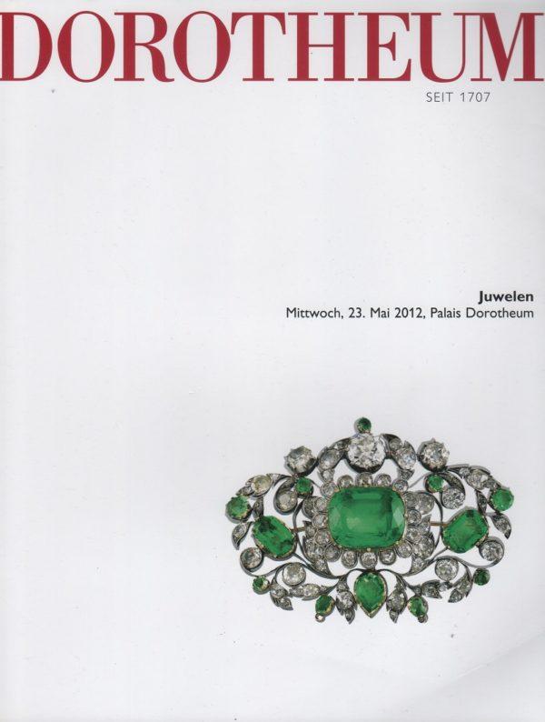 Аукцион ювелирное искусство 2012 год май