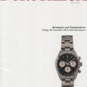 Аукционный каталог Часы 2011 май