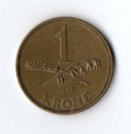 1 Крона 1946 год