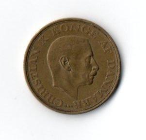 1 Kroner 1946 год Denmark