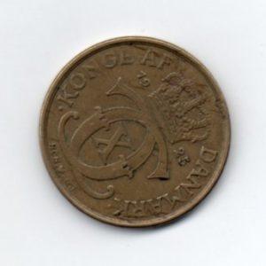 2 кроны 1925 года VF