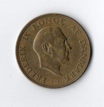 1957 Две кроны дания