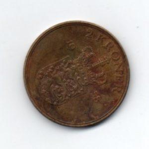 1958 две кроны