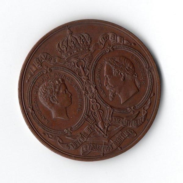 Медаль 1861 год