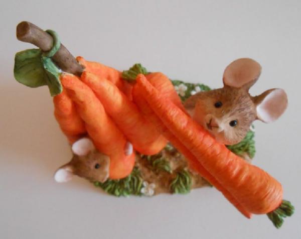 Морковь и грызуны