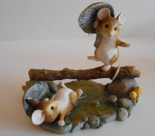 Энеско мыши на переправе