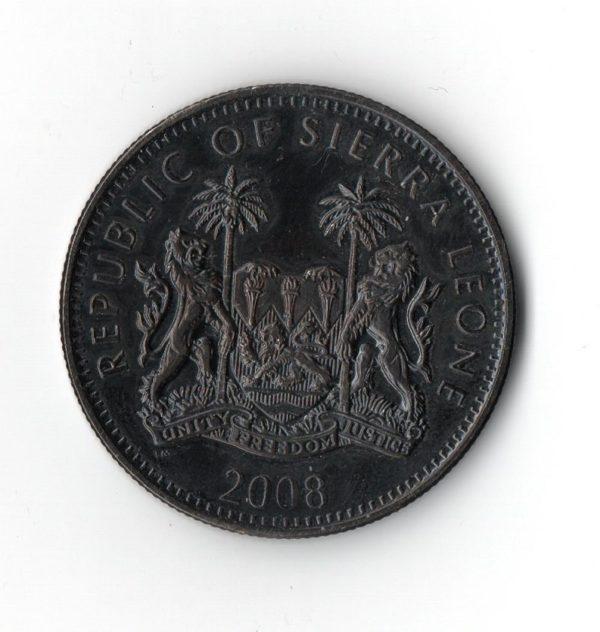Доллар Сьерра Леоне