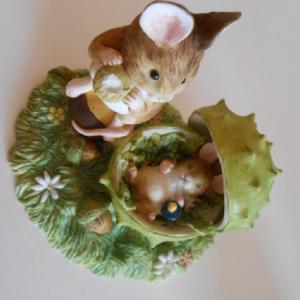 Каштан и мыши