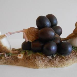 Мыши и виноград