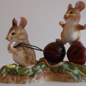 Вишни и мыши