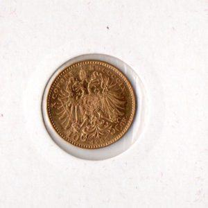 10 Корон 1908 года