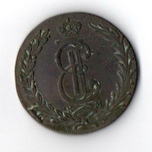 10 Копеек 1777 года КМ Сибирь