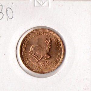 2 Крюгеррэнда 1967 ЮАР