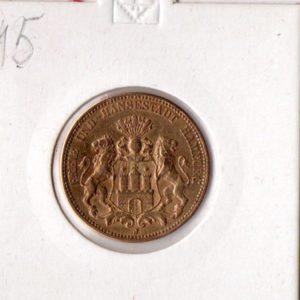 20 марок 1876 год рейх