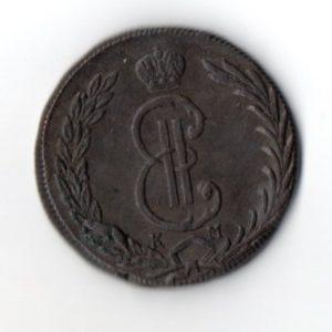 10 Копеек 1775 КМ