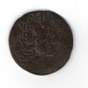 2 Копейки 1763