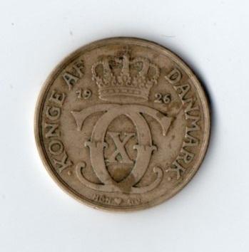Дания 2 Кроны 1926