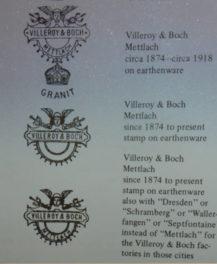 Виллерой и Бох Германия