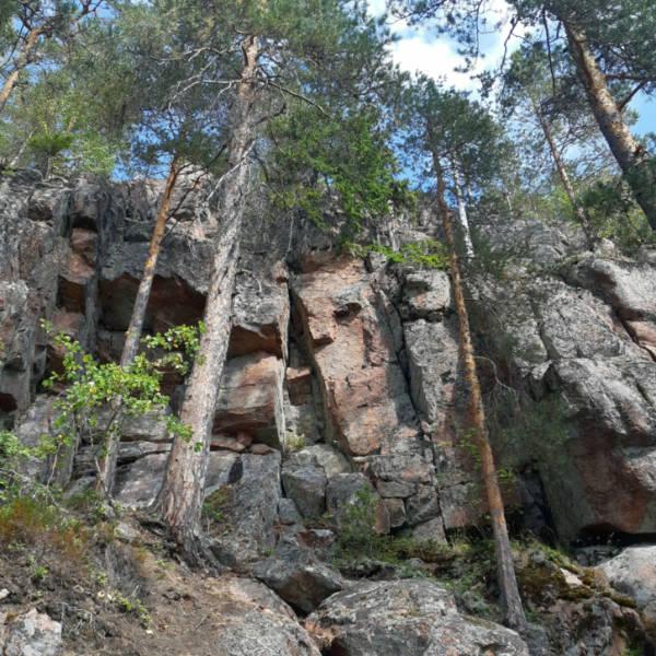 финляндия скалы