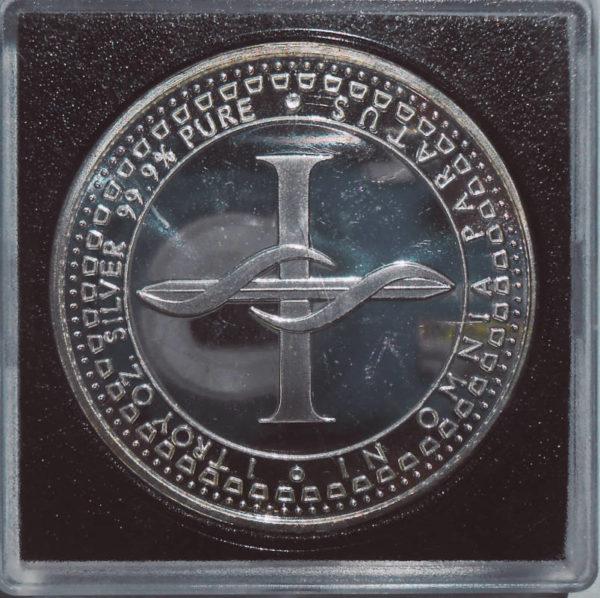 Шотландский жетон