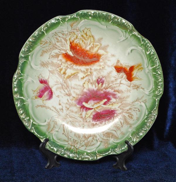 Англия тарелка 1880-1900