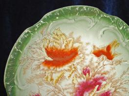 Тарелка Англия 1880 коллекция