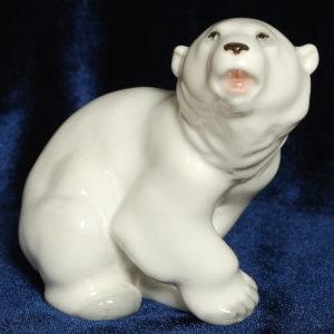 Маленький медведь ЛФЗ полярный