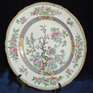 Минтон тарелка англия 1870