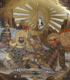 золото Satsuma