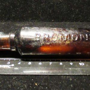 Bromone стекло редкость бром