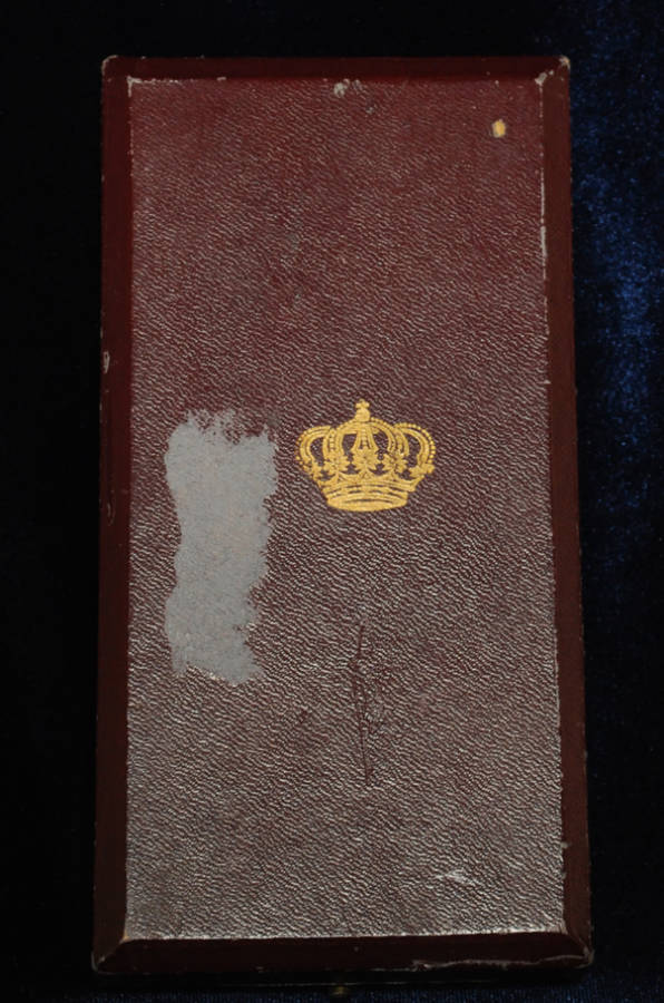 коробка орденская
