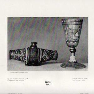 Русские стеклянные изделия 18-го века