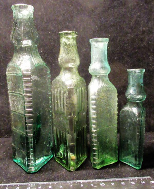 Уксусные бутылки модерн